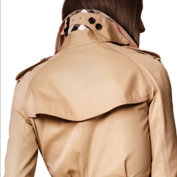 40ce407a781 Burberry Jackets & Coats | 2 Day Sale Kensington Mid 8 Trench Coat ...
